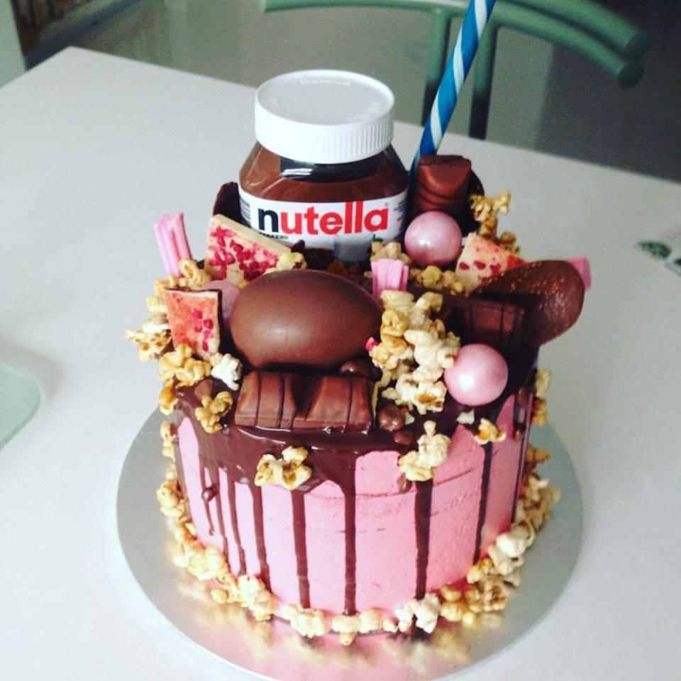 Messy Cakes